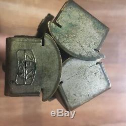 Antique Vintage CARL ZEISS Zeiss Ikon Wooden Tripod