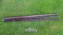 Antique Vintage Wood & Brass Surveying Transit Survey Tripod (57) 9 lbs