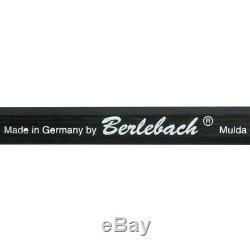 Berlebach Report 222 Vintage Wooden Tripod Ash Wood Black Made In Germany /30d W