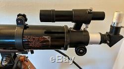 Celestron CO-80 Classic Vintage Telescope and Wooden Tripod