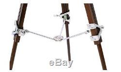 Classic Vintage Retro Lamp Spot Light, Floor Standing Tripod Lighting Designer