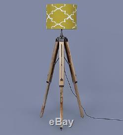 Designer Marine Tripod TABLE Lamps Searchlight Vintage Floor Spot SpotLight