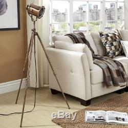 Floor Lamps For Men Living Room Lamp Tripod Kitchen Vintage Industrial Lighting