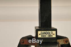 Gandolfi Vintage Wooden Tripod