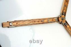 Lovely vintage Zeiss Wooden Tripod