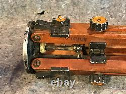 RIES Tri-Lok Model C Tripod, All Wood vintage RIES Tri-Lok Tripod, NICE