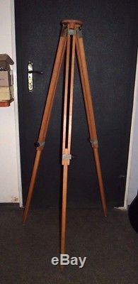 Soviet Vintag Wooden tripod for the camera FD. USSR