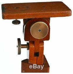 Studio tripod vintage wooden heavy duty large format camera stand
