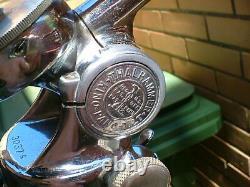 Thalhammer Ltd Kino Pano Tilt USA Vintage Wood & Chrome Tripod Lovely Condition