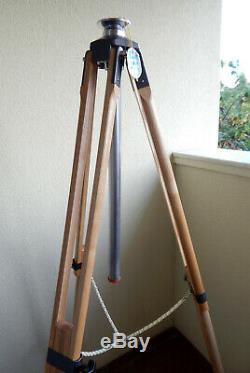 VINTAGE Berlebach Mulda Tripod Ash Wooden Stativ