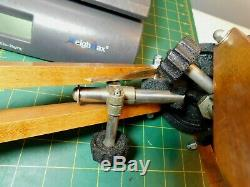 Vintage #91933-2 Stoddard Aircraft Radio Co. Tri-Lok Wood Tri-Pod Camara Stand