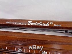 Vintage Berlebach Mulda Report 3022 Wooden Tripod Germany