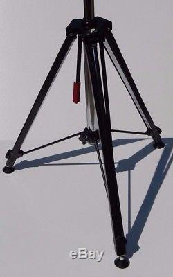 Vintage Bilora Tripod Model #3022 with Extending Center Shaft Column
