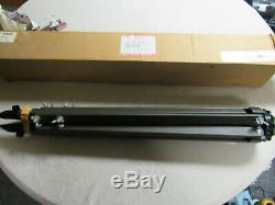 Vintage Keuffel Esser 3-1/2 X 8 Wooden Tripod New Never Used Marked Us Goverment