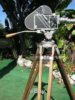 Vintage Kodak Professional Movie Camera withTripod