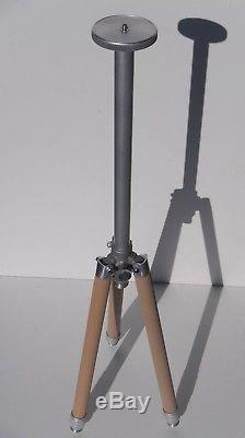 Vintage Linhof Tripod with Extending Center Shaft Column