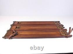 Vintage Quality Wooden Tripod For Plate Camera Thornton Pickard Sanderson Etc G