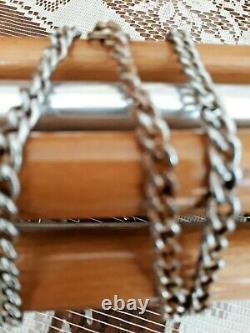 Vintage SWISS BOLEX PAILLARD Wood & Aluminum Adjustable Tripod with Pan/Tilt Head