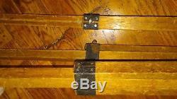 Vintage Wood Telescope Tripod