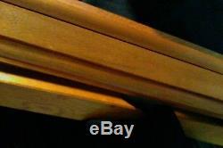 Vixen -Telescope Tripod Adjustable (Vintage Wood) with Alt / Atz Mount