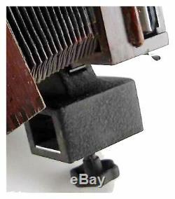 Appareil Photo Argentique Vintage Wood 5 By 7 Avec Diapositives