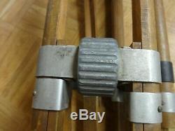 Jambes De Bébé Trépied En Aluminium Vintage Oconnor Wood
