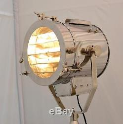 Lampadaire Décoratif De Design Trépied Vintage