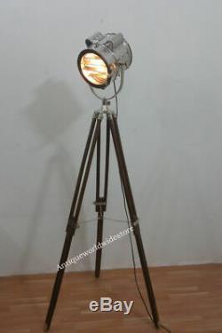 Lampe De Sol Marine De Style Rétro Vintage De Style Rétro Design Antique