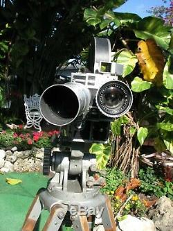 Movie Camera Vintage Kodak Professional Withtripod