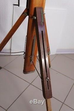 Pas D'appareil Photo! Trépied En Bois Russe Vintag Fkd 1950-1960 Du Siècle Dernier