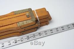 Pied De Trépied Vintage Wood Antique