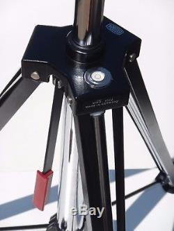 Trépied Bilora Vintage, Modèle N ° 3022 Avec Colonne À Arbre Central Extensible
