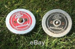 Trépied Bolex & Aluminium Vintage Bolex Paillard + Deux Plaques Quick Release Vintage