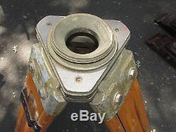 Trépied Industriel Vintage Surveyors À Utiliser Comme Base De Lampe De Plancher MCM