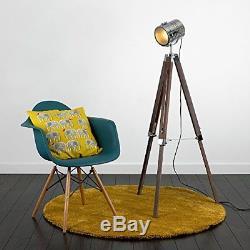 Trépied Réglable De Style Industriel Rétro Vintage