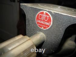 Vintage Wood Otto Engineering Inglewood Ca Arpentage Transit Tripod Stand