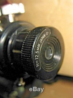 Vtg Sears 79-2419 Lunette Astronomique Pour Réfractaire En Bois De 50 À 300 Avec Boîte Rare